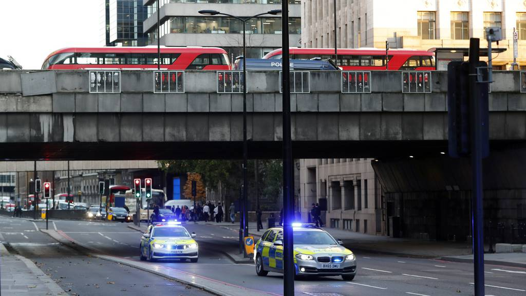 Zwei Verletzte starben nach Messerangriff in London