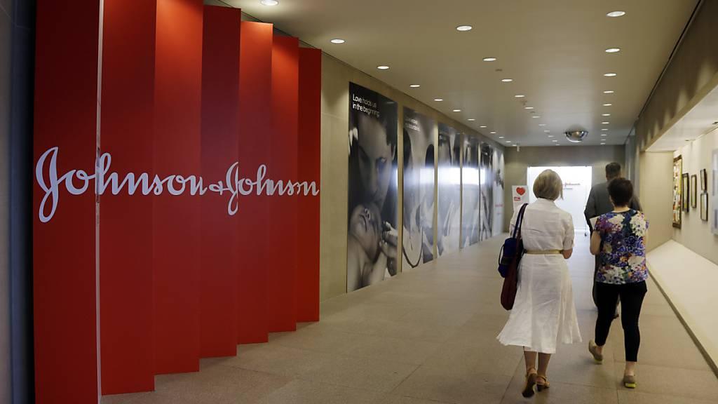 Milliarden-Urteil gegen Pharmakonzern Johnson & Johnson