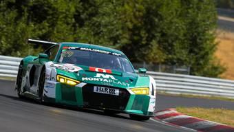 Jeffrey Schmidt an der Langstreckenmeisterschaft am Nürburgring