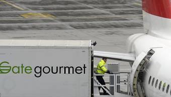 Gategourmet gehört zur Gategroup und beliefert Fluglinien mit Mahlzeiten. (Archiv)