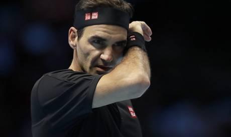 Roger Federer scheitert an den ATP Finals an Stefanos Tsitsipas - bz - Zeitung für die Region Basel