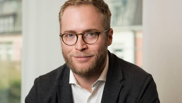 Geschäftsführer Michael Wanner will mit Watson in die Westschweiz expandieren.