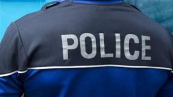 Ein Genfer Polizist (Symbolbild)