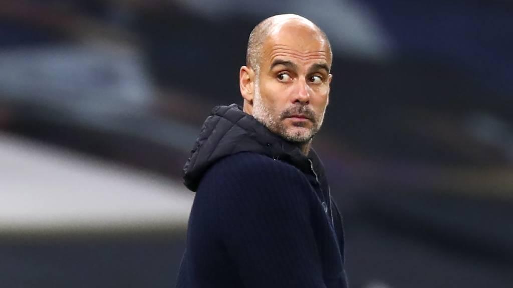 Pep Guardiolas Enttäuschung nach der Vertragsverlängerung