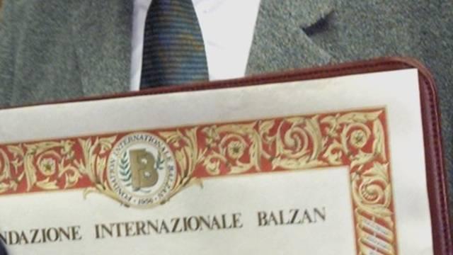 Balzan-Preise 2011 an vier Forscher (Symbolbild)