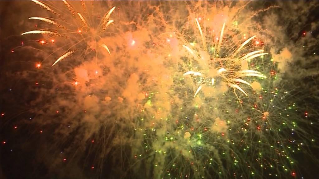 Fürs Klima: Olten und Stein verzichten auf 1.-August-Feuerwerk