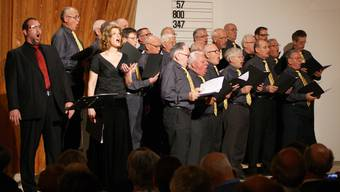 Männerchor und Orchesterverein erweckten Verdis Opern zum Leben.