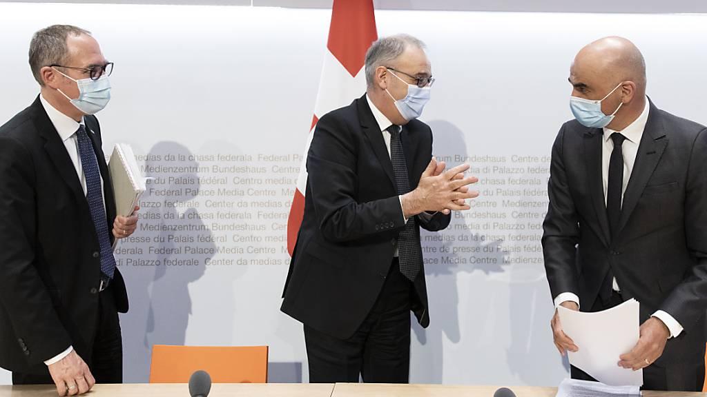 Bundesrat hebt Vorteile des Covid-Zertifikats hervor