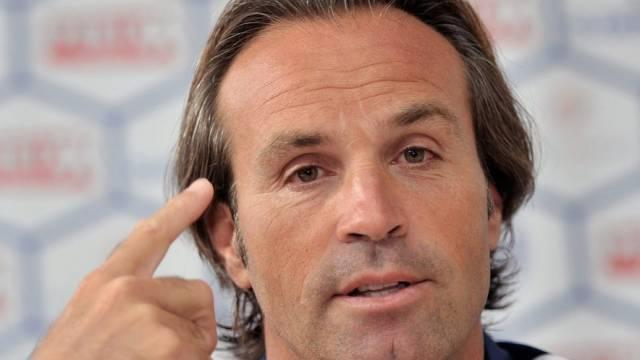 Lausanne-Sport-Trainer Martin Rueda will die Sensation schaffen