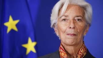 Die Präsidentin der Europäischen Zentralbank Christine Lagarde.