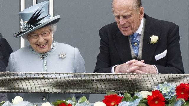 Prinz Philip musste auf einen Empfang verzichten (Archiv)