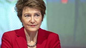 Simonetta Sommaruga, Bundesrätin (SP): «In der Schweiz werden viele schwere und grosse Autos gekauft.»