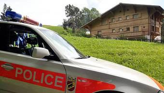 Das Chalet in Gstaad ist verlassen, Polanski abgereist