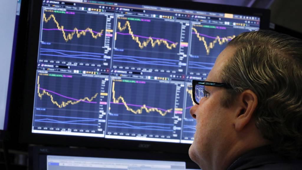 Der Ausbruch des Corona-Virus hat die Finanzmärkte hart getroffen.