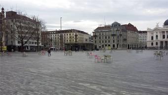 180 Tage im Jahr soll der Sechseläutenplatz der Bevölkerung zur Verfügung stehen. (Archiv)