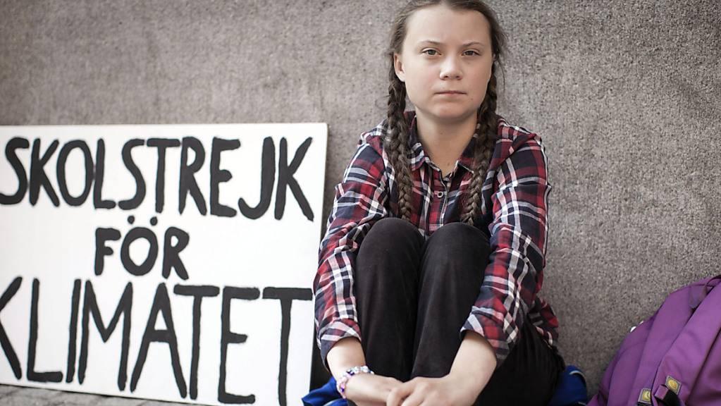 Greta Thunberg warnt vor Überkonsum am Black Friday. (Archivbild)