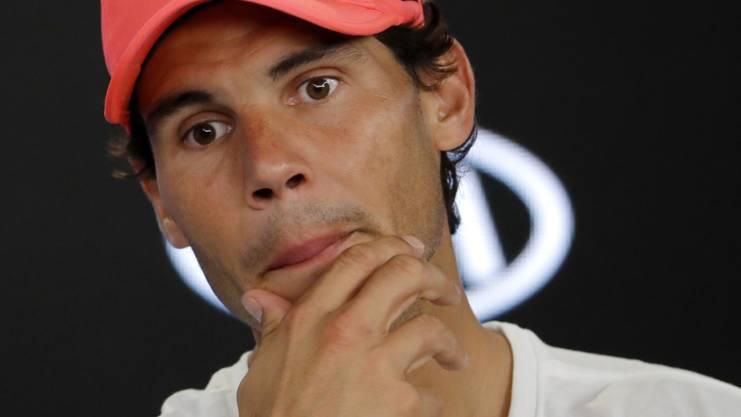 Rafael Nadal ärgerte sich darüber, dass Djokovic ihn in der Causa Kermode nicht konsultiert hatte.