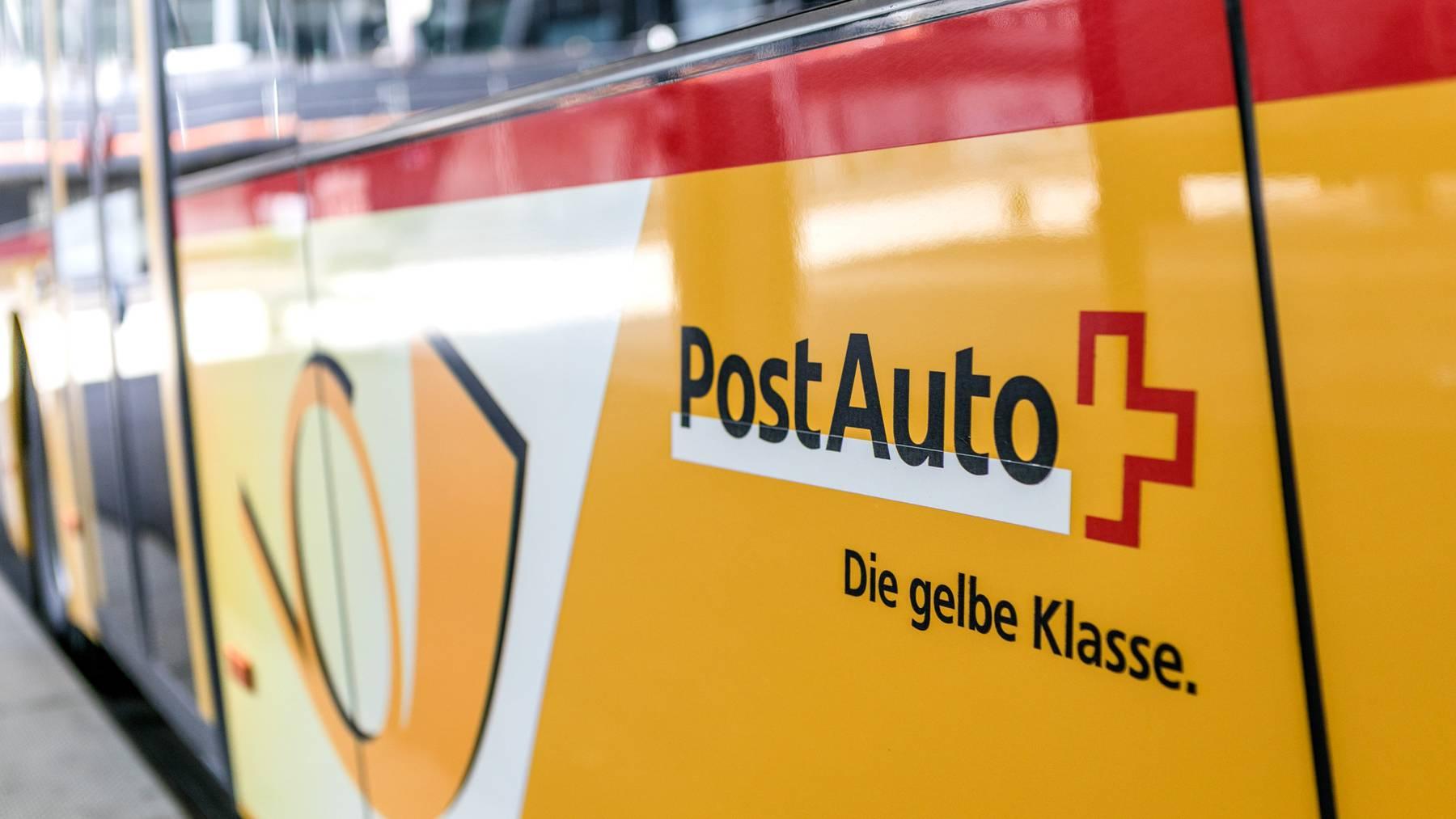 Postautos sind ab Montag wieder vermehrt unterwegs.