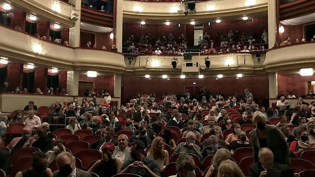 «Das Leben ein Traum»: Viel Applaus am Burgtheater zum Saisonstart