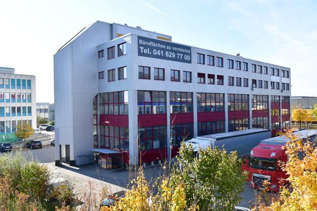 Betriebswehr-Werkstatt in Härkingen