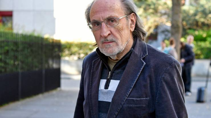 Der umstrittene Tierschützer Erwin Kessler.