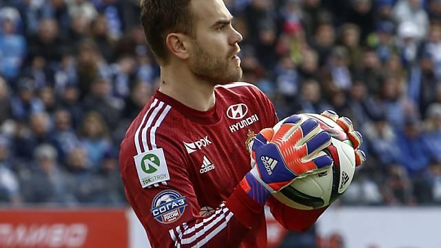 Wieder genesen: Goalie Igor Akinfeev