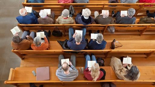 Kirchen spannen zusammen und übertragen gemeinsamen Gottesdienst