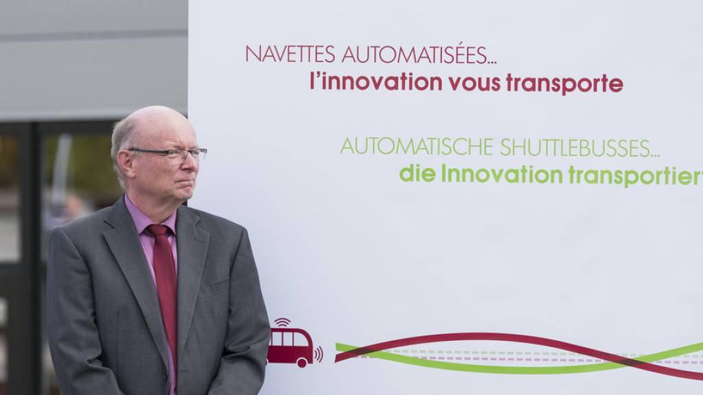 """Neuer SBB-CEO Ducrot: """"Ich bin ein innovativer Bähnler"""""""