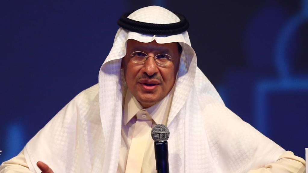 Der neue Energieminister Saudi-Arabiens, Prinz Abdulasis bin Salman bin Abdulasis Al-Saud, will beim Börsengang von Saudi Aramco vorwärts machen - wie er am Montag betonte.