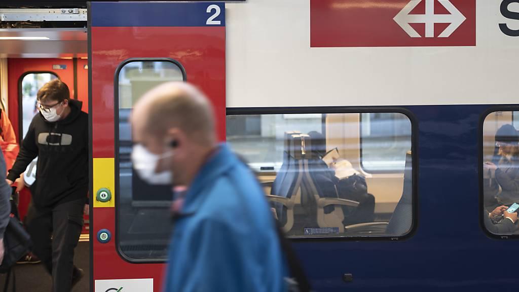 12 Millionen Franken für Doppelspurausbau der S-Bahn in Dietikon ZH