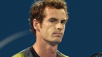 Murray durfte sich über Sieg freuen.