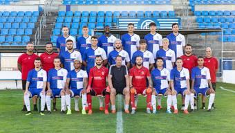 Mit Ausnahme des Trainers und des restlichen Betreuerteams befinden sich sämtliche Mitglieder des FC Grenchen in Quarantäne.