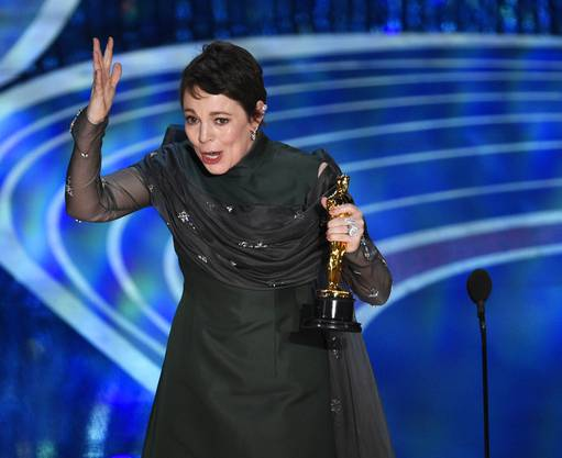 Diese fabelhaft lustige und sympathische Dame ist die beste Hauptdarstellerin in «The Favourite»: Olivia Colman.