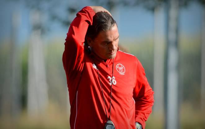 Alain Roussel und der SC Fulenbach konnten sich nicht steigern im Vergleich zur Vorrunde der abgebrochenen Saison 2019/20.