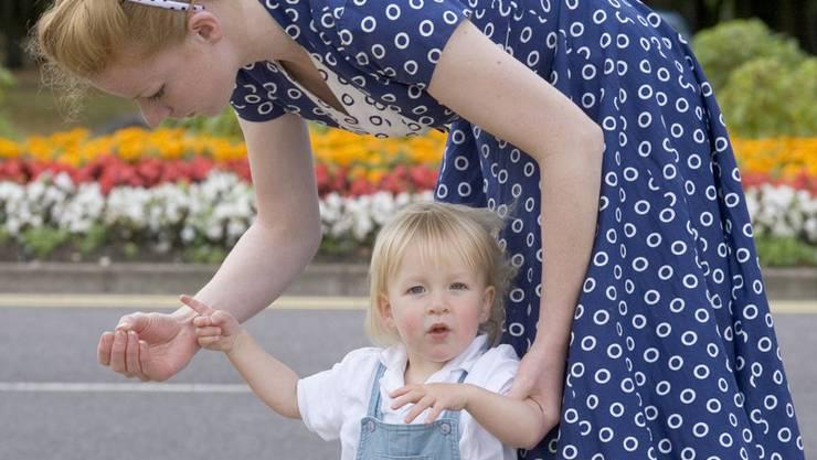 «The Nanny» als Lösung für ruhige Bewerbungsgespräche?