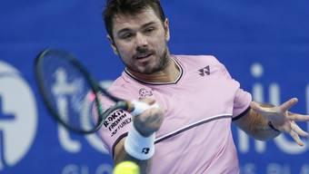 Stan Wawrinka verlor im Final gegen Andy Murray nach 6:3, 3:1-Führung den Faden