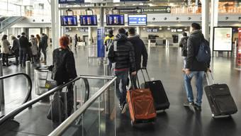 Wieder ein Passagierrekord: Der EuroAirport wächst stetig weiter.