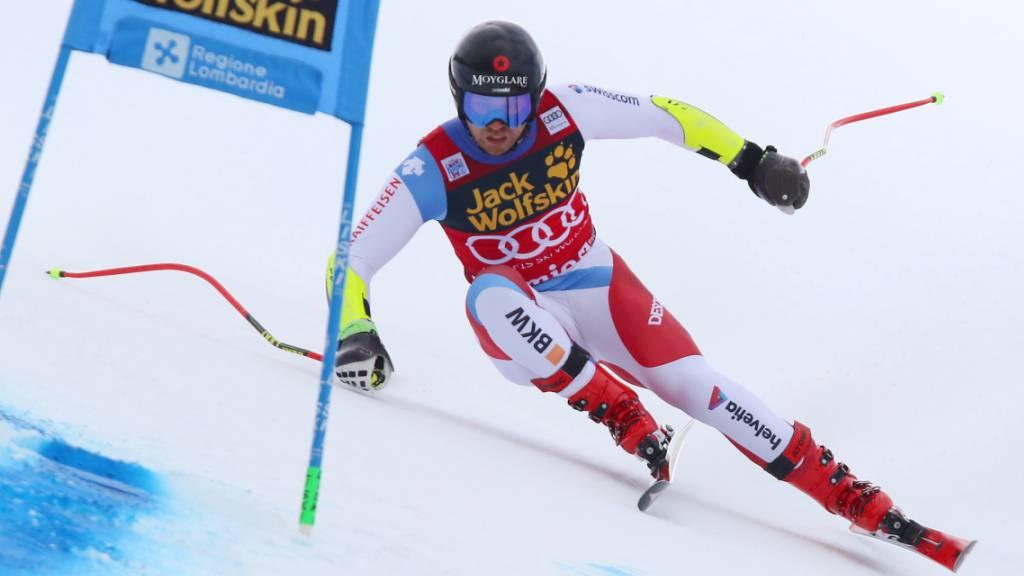 Mauro Caviezel soll in Garmisch Comeback geben