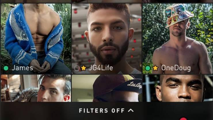 Die Dating-App Grindr teilte Nutzerinformationen wie etwa den HIV-Status der Nutzer mit Drittfirmen.