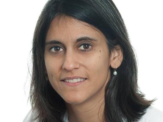 Nina Khanna, Infektiologin.