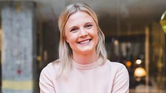 Von der Kanti Wohlen auf die Forbes «30under30»-Liste: Jenny Gyllander, 28.