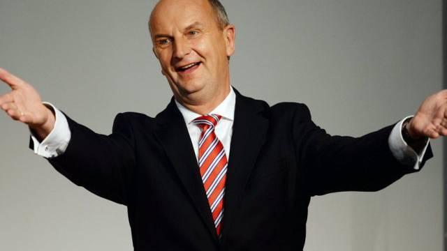 SPD-Landeschef Dietmar Woidke (Archiv)