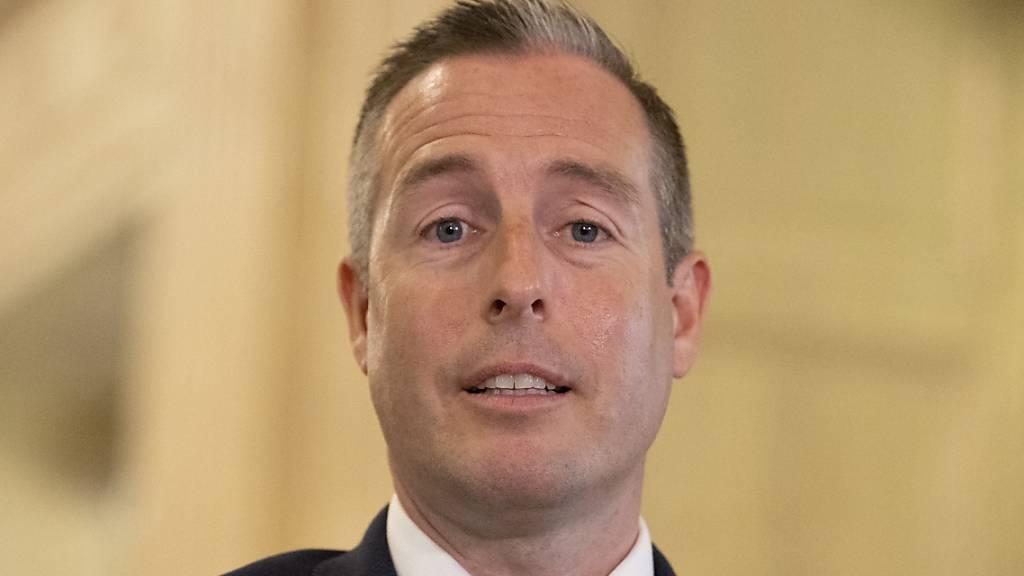 Neue Regierungschefs in Nordirland bestätigt
