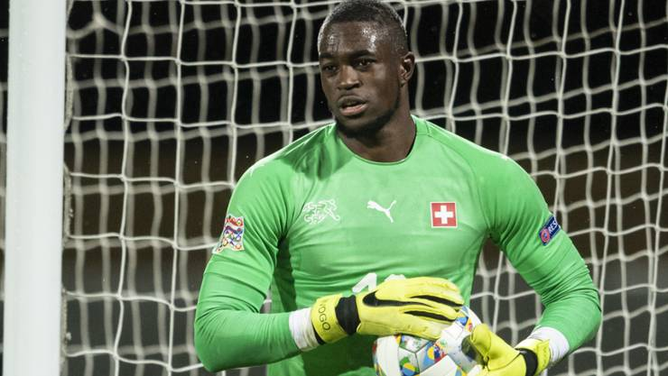 Yvon Mvogo droht das Saisonende
