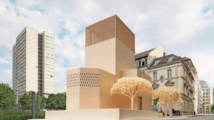 Im Jahr 2024 soll das House of One am Berliner Petriplatz stehen.