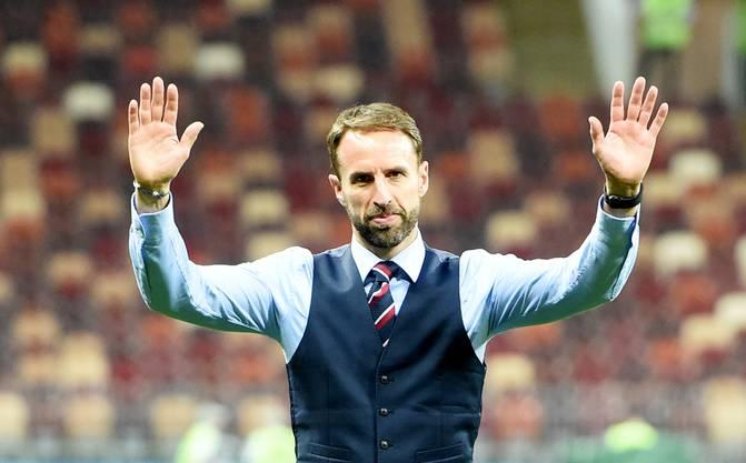 Dank England-Trainer Gareth Southgate wird erwartet, dass Gareth einer der beliebtesten Vornamen in England werden dürfte.