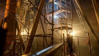 «Deus in Machina» oder das Gaswerk hat an zwei Wochenenden geöffnet