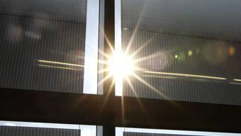 Geld gibt es auch für kleinere Projekte: Solarenergie.