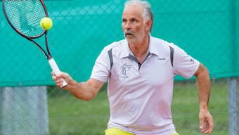 Tennis: Schweizer Meisterschaften der Senioren 2020