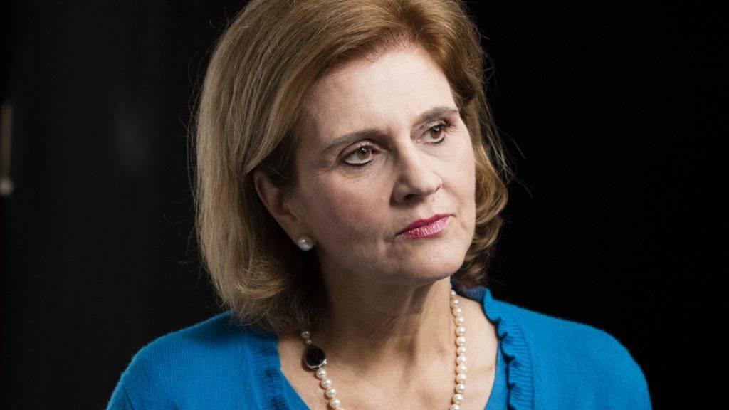 FDP-Nationalrätin Doris Fiala weiss, was eine Demenz-Diagnose für Angehörige bedeutet. Ihre Mutter litt an der Krankheit. (Archivbild)